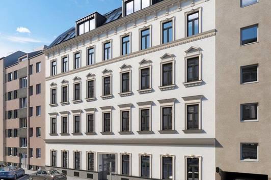 Boutique Gloriette ! 3-Zimmer-Wohnung mit Balkon ! Erstbezug !