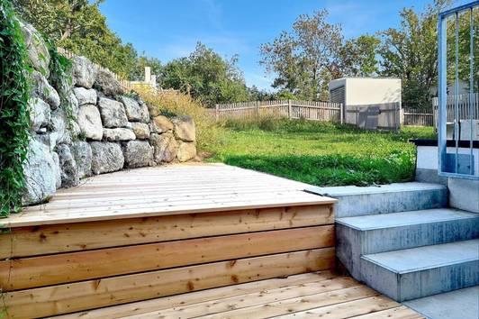 641 – ERSTBEZUG! Wunderschöne 4-Zimmer-Maisonette-Wohnung mit Garten und 3 Terrassen - PROVISIONSFREI!