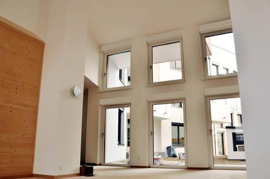 827 - loftartige Galeriewohnung mit bis zu 4,30 m Raumhöhe!