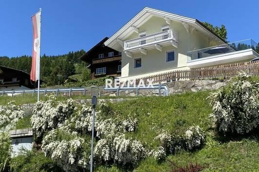 Einfamilienhaus - Landhaus Edelweiß in fantastischer Aussichtslage an der Pustertaler Höhenstraße