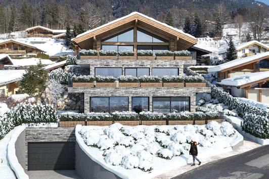 "Sonnberg Lodge ""Streifblick"" Top 1"
