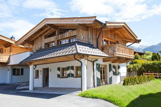 Entzückendes Neubau-Chalet am Schwarzsee