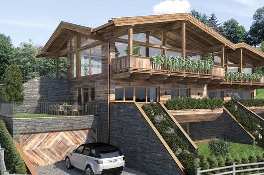 """Mountain Lodges"" inmitten alpiner Traumkulisse - die ""Gams Lodge"""