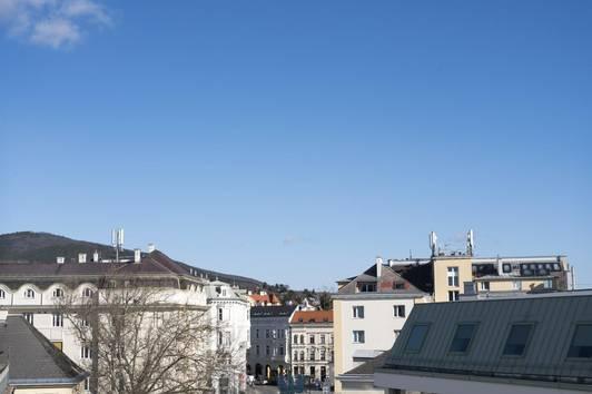 Baden Nähe Josefplatz Erstbezug nach hochwertiger Sanierung: luxuriöse, barrierefreie, lichtdurchflutete 103m² Stadtwohnung mit Panoramablick