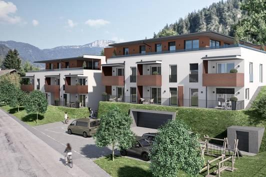 Moderne Neubauwohnung in Erpfendorf ( 04249 )