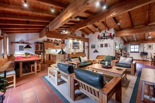 Wohnung mit Freizeitwohnsitz & Kaiserblick ( 02909)