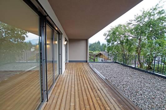Moderne Wohnung in idyllischer Hanglage ( 2018-01956 )