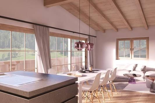 DG-Wohnung in Ruhelage & Skiliftnähe ( 2019-03213 )