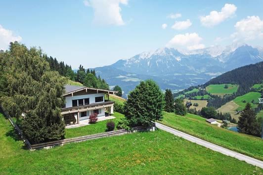 Chalet mit Freizeitwohnsitz in Top-Lage ( 2020-03542 )