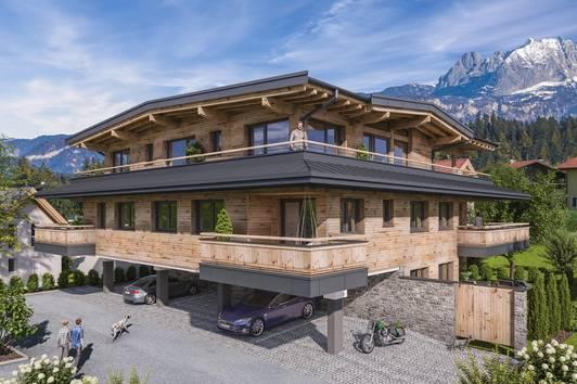 Zentral gelegene Wohnung im Neubau ( 2020-03557 )
