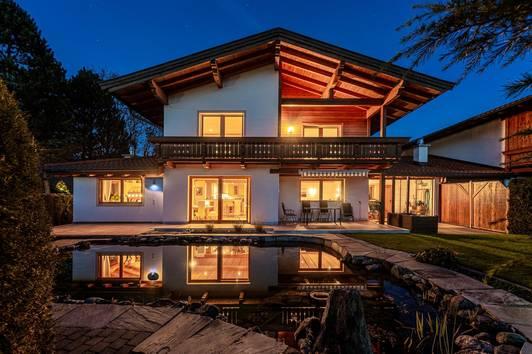 Ruhig und sonnig gelegenes Landhaus ( 03736 )
