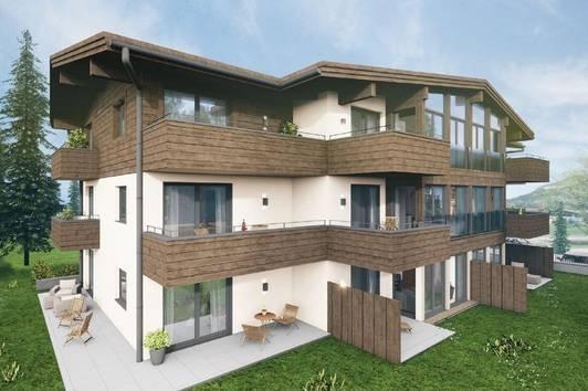 Zentrale Wohnung mit Panoramablick ( 2019-03250 )