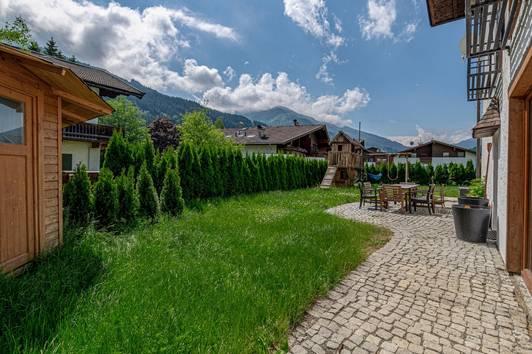 Gartenwohnung mit Weitblick in Jochberg ( 04103 )