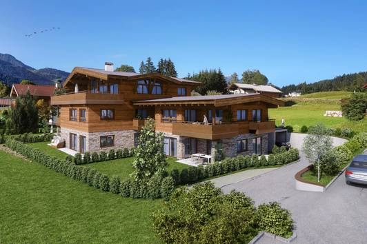 Sonnige Neubauwohnung mit Kaiserblick ( 2020-03689 )