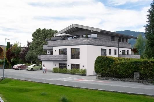 Neubau-Gartenwohnung in St. Johann ( 2020-03607 )