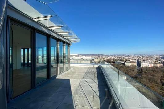 PREMIUM - 230m² - Penthouse - unvergleichbarer Stadtblick in exklusiver Lage