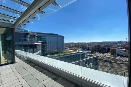 Duplex Penthouse - Star Architekt - Renzo Piano - Südwestlage
