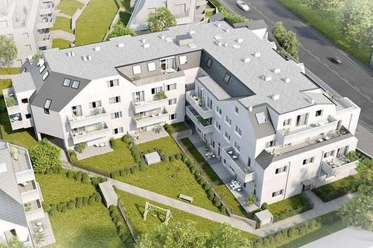 Wohnbauprojekt Kierlinger Straße