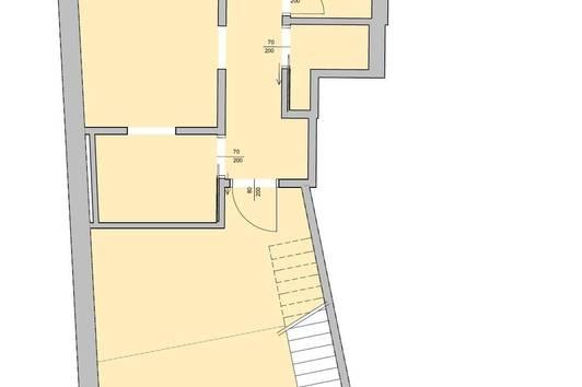 Traumhafte Dachgeschoßwohnung - Maisonette - 3 Zimmer - 69 m² in Arzl/Ibk