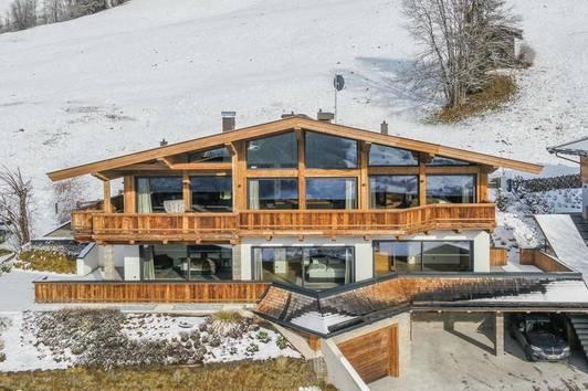 exklusive Neubauvilla in Top-Aussichtslage am Sonnberg