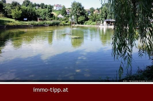 K Ä R N T E N – NÄHE VELDEN Villen Baugrund - Grünruhelage - Fernblick - Quellen