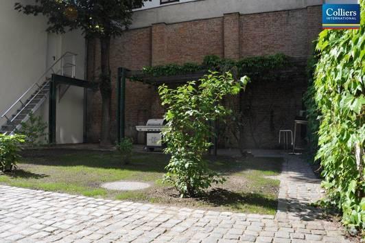 1-Zimmer Terrassenwohnung nahe Margaretenplatz - zu mieten 1050