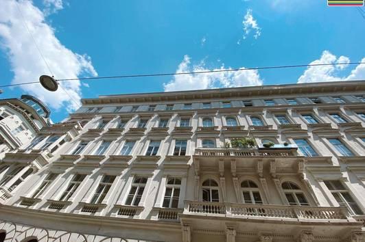 Exklusive, neu renovierte Altbauwohnung mit Terrasse - Wohnen auf höchstem Niveau
