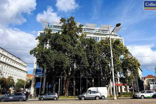 Moderne Büroflächen am Schwarzenbergplatz