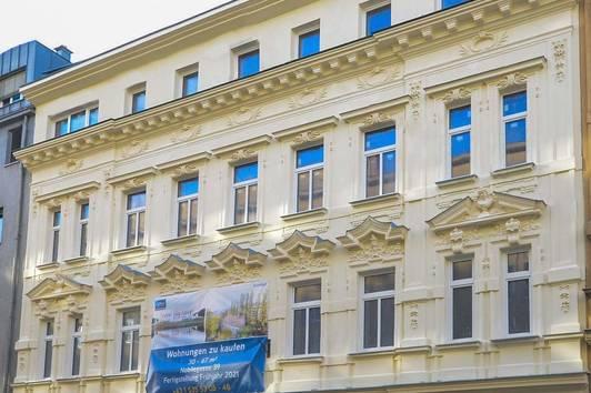 Top Dachgeschoss-Wohnung Nähe Meiselmarkt zu kaufen