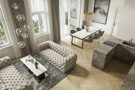 The Masterpiece: Luxuriöse 2-Zimmer-Eigentumswohnung