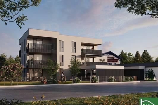 Moderne Eigentumswohnungen in ruhiger Wohnlage in Eggenberg!