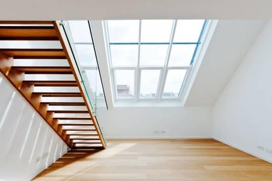 Exklusive 3 Zimmer Dachgeschosswohnung nähe Schloss Belvedere! Erstbezug, Schlüsselfertig,Klimatisiert, Inkl. DAN-Küche