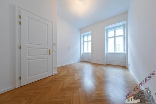 Hoch-Exklusive und Moderne 3 Zimmer + Balkon in exzellenter Lage in Mariahilf