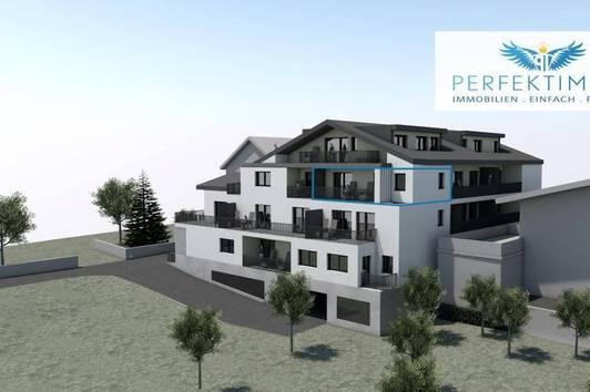 Neubauwohnungen in der Wohnanlage Zschirgantblick in Tarrenz