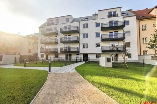 FLORIDO YARDS – Wohnen im Herzen von Floridsdorf: 1- bis 4-Zimmer Wohnungen in 1210 Wien zu mieten