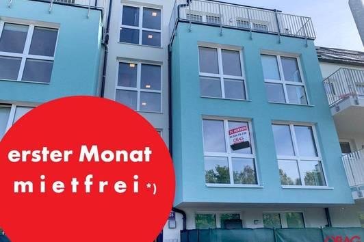 ERSTBEZUG: Großartige 1- bis 4-Zimmer Wohnungen nahe Marchfeldkanal in 1210 Wien zu mieten