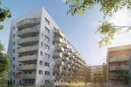 """Projekt """"ALICE im CUMBERLAND"""" - 3-Zimmer-Wohnung mit Balkon - provisionsfrei zu kaufen in 1140 Wien"""