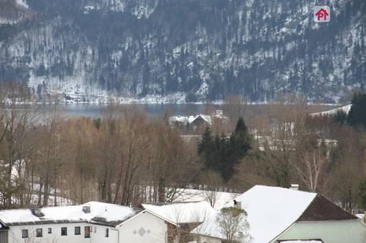 idyllische 3 Zimmer DG Wohnung in Unterach - Provisionsfrei