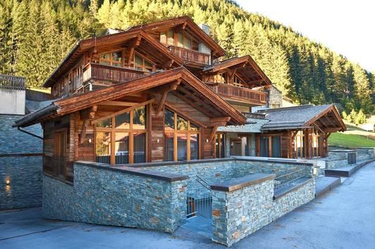 Wohngenuss in Luxus-Apartments nahe Ischgl
