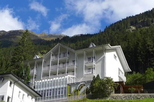 3* Hotel in perfekter Panoramalage im Pitztal