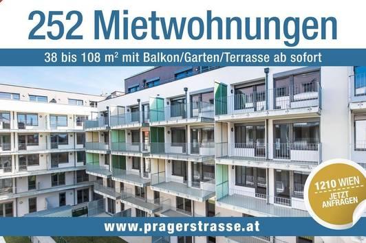 Wohnen in der Pragerstraße