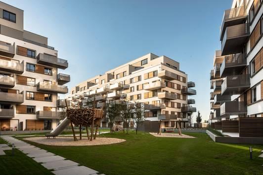 Tolle 2 Zimmer Wohnung mit Garten direkt an der U2 Aspernstraße