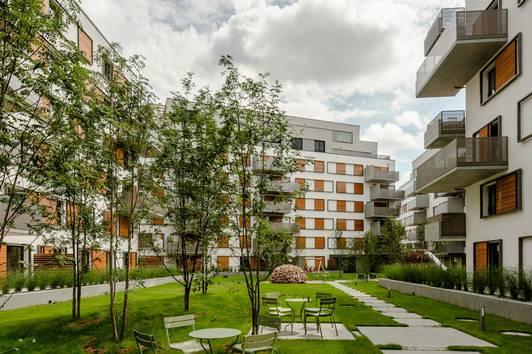 Sehr schöne 2 Zimmer Wohnung mit Fußbodenheizung und Einbauküche direkt bei der U2 Aspernstraße