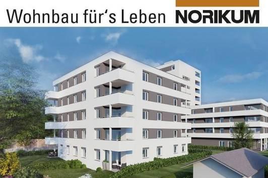 Vöcklabruck, Wohnpark Heschgasse - gemütliche Familienwohnung mit Garten - 2/1/EG
