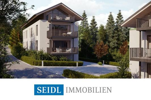 """""""HIMMELBLAU"""" - 10 Neubau-Wohnungen in ruhiger Zentrumslage"""