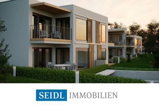 """""""AZURBLAU"""" - 12 Neubauwohnungen mit Seeblick und Bademöglichkeit"""