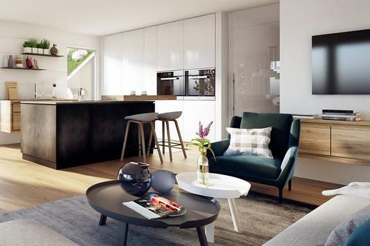 3-Zimmer Wohnung (Top B15)
