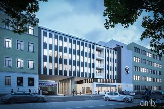 Erstbezug-Energieeffiziente Bürofläche AB 350 m²
