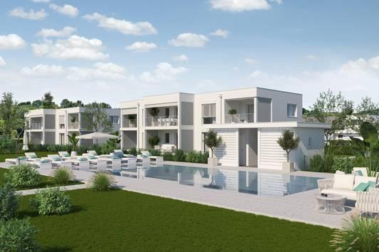 Ihr Zweitwohnsitz außerhalb von Graz | 2-Zi.-Wohnung im Ferienresort Thermen Golf Pannonia