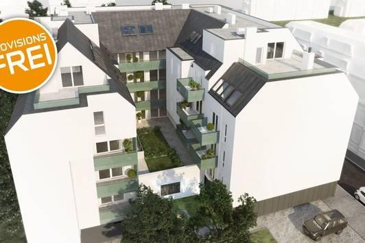 Geräumige 4-Zimmer-Wohnung mit Klimaanlage, Top 45